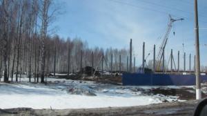 строительство ФОКА в Ардатове